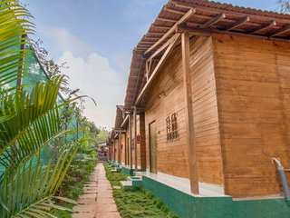 Rustic cottage for 3, near Arambol Beach
