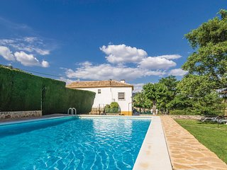 Stunning home in Rute w/ Outdoor swimming pool, Outdoor swimming pool and 9 Bedr