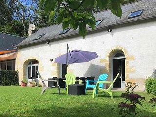 Gite Nature Loire et Chateau en Touraine