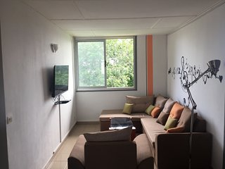 Appartement avec deux chambres dans une cité calme à Cocody centre