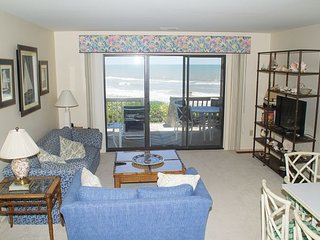 MULTI-LEVEL, OCEANFRONT CONDO WITH EASY BEACH ACCESS