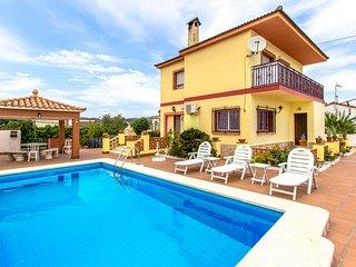 Villa Avedon para 10 personas, a poca distancia de las playas de Tarragona!