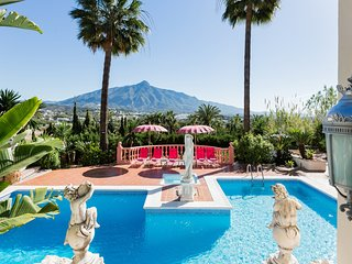 Royal Roman Empire Marbella Private Luxury Villa