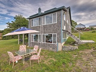 Waterfront Cottage - 17 Mi to Acadia Ntnl Pk!