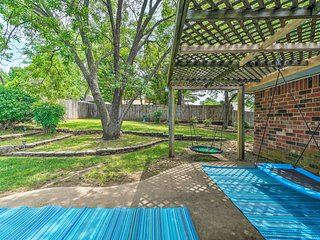 NEW! Norman House w/Yard & Patio - 1.5 Miles to OU