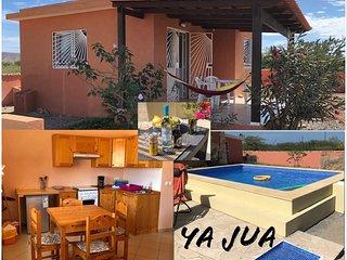 Ya Jua Eco Lodge tout confort (autres bungalows disponibles Bahari & Mamalo).