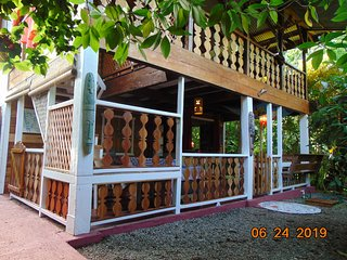 The little Prince Lodge in the Caribbean coast