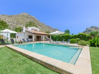 CA'N COLL - Villa for 8 people in Port de Pollença
