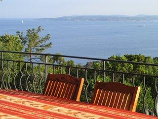 Villa de caractere - Magnifique vue mer - 5 chambres 5 salles de bain - Calme