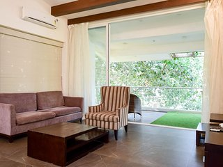 ZONDELA INN 2.5 BHK Luxury Apartment - Calangute, GOA