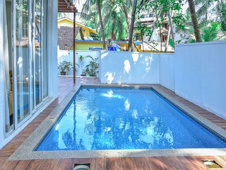 ZONDELA INN 2 BHK Private Pool Villa - Calangute, GOA