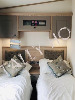 Twin room great for guests