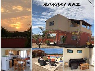 Eco Lodge Bahari REZ pour 2 ou 3 personnes