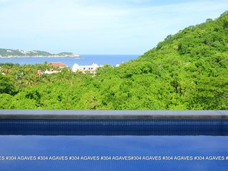 Stunning Ocean View and Mountain View PH with Private Pool