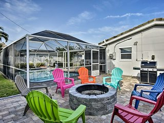 Pet-Friendly Home w/ Pool - Walk to Cocoa Beach!