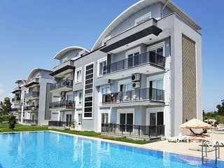 A lovely family  apartment (2+1) for 4-6 persons in center of Belek