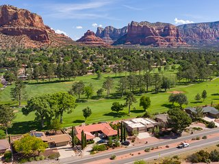 Golf Course Luxury Home...Stunning Red Rock Views