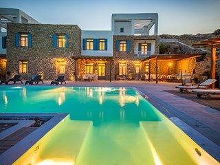 Paradise View Mykonos Villa
