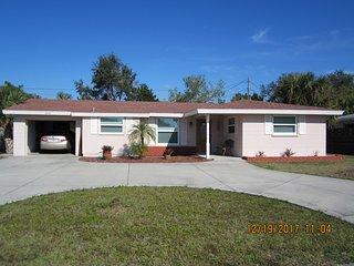Home for vacation rental in sunshine Sarasota, FL