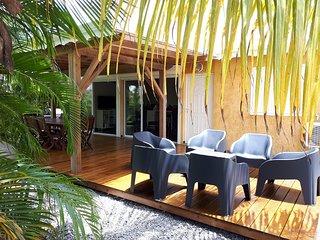 Villa Ekwata a Saint Francois