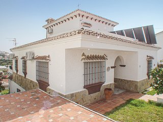 Stunning home in Torrox Costa w/ Indoor swimming pool, WiFi and Outdoor swimming