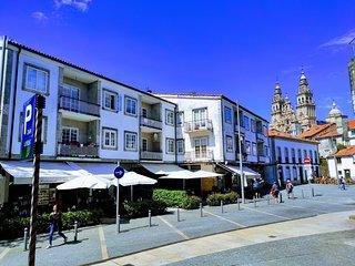 Exclusiva Vivienda Turistica en Santiago de Compostela a 80metros de la Catedral