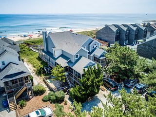 The Crab House | Oceanfront | Community Pool | Nags Head