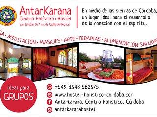 Antarkarana Centro Holístico - Hostel