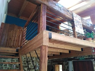 Casa con encanto en Peguerinos, con jardín,  jacuzzi y chimenea
