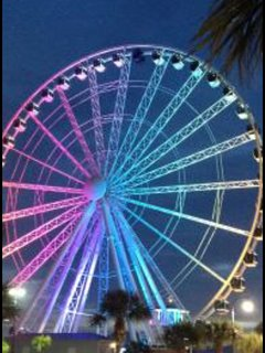 Ferris Wheel at the Boardwalk