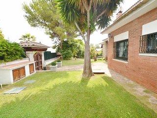 Bonita Villa en Sitges
