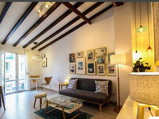 UNIQUE MALLORCAN APARTMENT AT THE CENTER OF PALMA