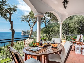 Villa Partenope - Spectacular Sea View
