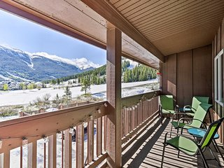 Resort Ski Condo on Copper Creek Golf Course!
