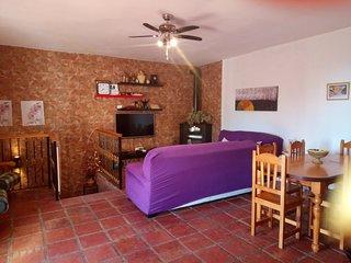 Casa Los Pinos / Cortijo 2 dormitorios piscina parking Rio de la Miel