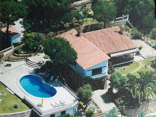 Villa Faustino (Mas La Gabarra) Villa 8 personas con piscina