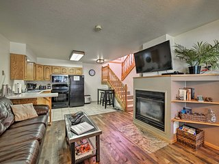 Ouray Condo w/Patio - 1/2 Block to Main Street!