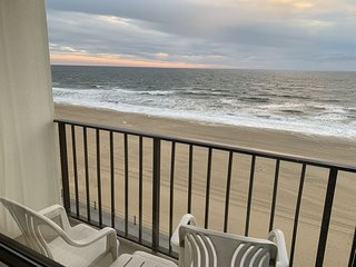 Virginia Beach Oceanfront Condo - Directly on the Boardwalk!