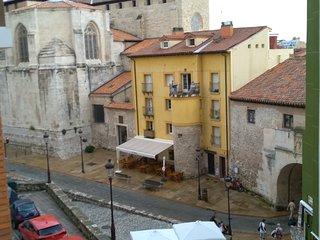 Alojamiento totalmente exterior en el centro de Burgos