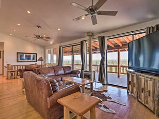 NEW! Overgaard Cabin w/Pool Table+Incredible View!