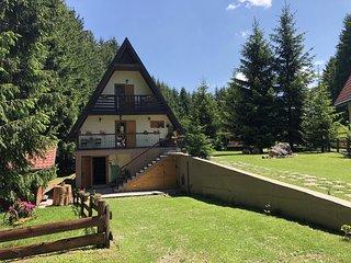Two bedroom house Sunger (Gorski kotar) (K-17578)