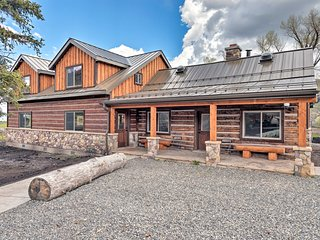 NEW! Updated Kamas Cabin ~25 Miles to Park City!