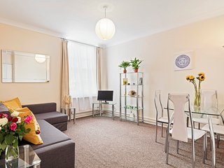 Cute & Comfy 1Bed Apt, 15min to London Eye