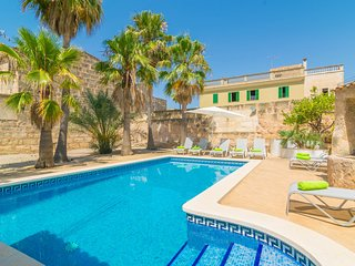 SA VERDERA - Villa for 10 people in Maria De La Salut
