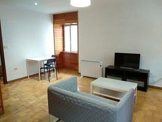 Apartamento céntrico