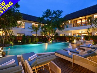14 Bedroom Private Villa for Large Group in Sanur;