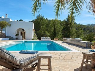 Finca Aphrodite, luxurious villa in North Ibiza