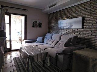 Bungalow apartamento con Vistas al mar
