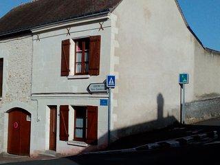 Maison meublee Vacances pres de Tours et de Chattelrault