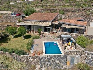 Villa independiente de 260 m2, vista panoramica tranquilidad y relax.